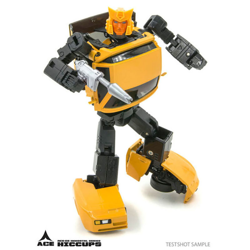 (IN STOCK) Toys ACE Collectables ACE-02 Hiccups