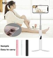 3 In 1 Wireless Bluetooth Selfie Stick Mini Tripod Extendable Monopod Universal For Iphone X 8