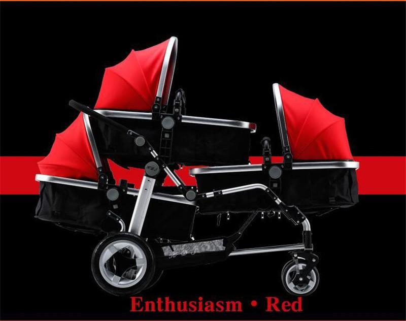 triplets stroller7