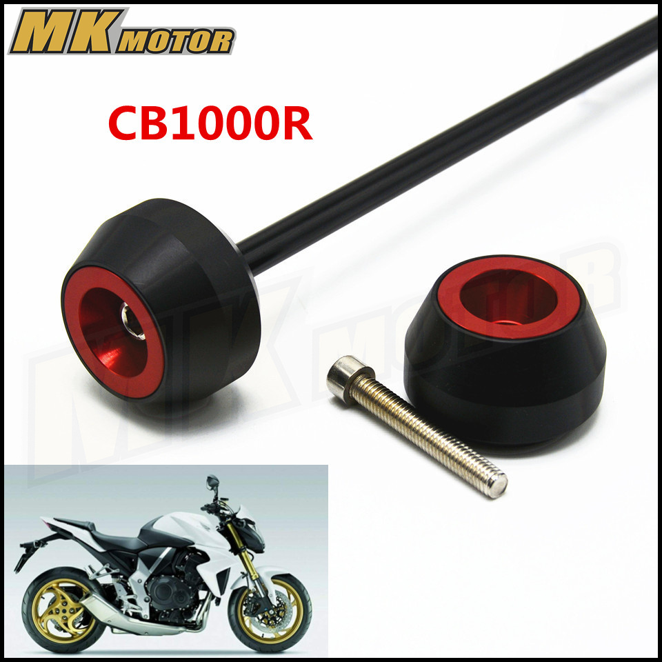 Free delivery For HONDA CB1000R 2008 2015 CNC Modified Motorcycle drop ball shock absorber in Falling Protection from Automobiles Motorcycles