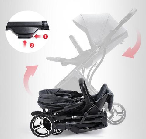 carrinho de bebe guarda chuva carro crianca alta paisagem