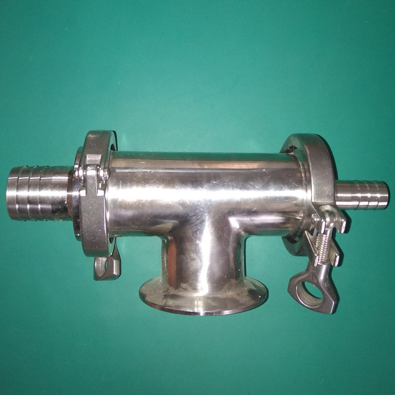 Water valve for liquid filling machine spare part of pneumatic filler T Part of food fill equipment Filling nozzle device SS304 custom shop music man john petrucci electric guitar in sliver sparkle finish