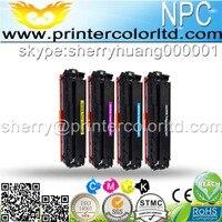 320-323U) cartucho de toner de impressora compatível para HP PRO CM1415FN CM CM1312 1415FN 1415 1215 1515 CENTÍMETROS 1312 1300 kcmy 2k /1.3k