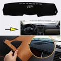 Brand New Interior Dashboard Carpet Photophobism Protective Pad Mat For Lexus IS250/IS300C 2012