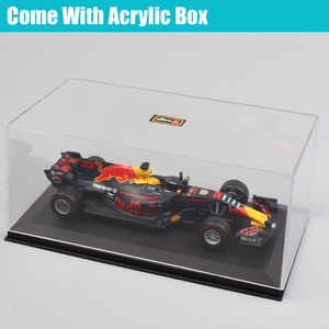 Image 5 - 1:32 BBurago Red Bull Racing RB13 No.3 Daniel No.33 racer Diecasts & Toy Vehicles miniature model scale cars kids