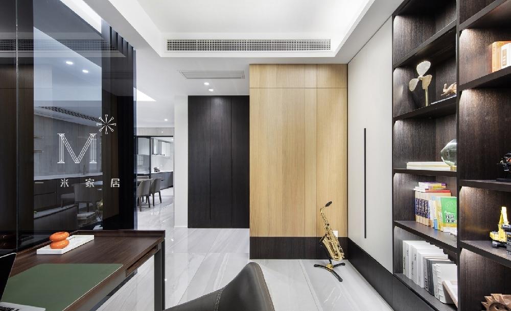 新城公馆装修效果图:三居现代简约风