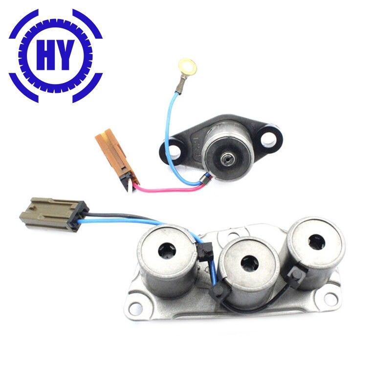RE4R01A RE4R03A Kit de solénoïde de Transmissions 3194041X09 pour Nissan Infiniti Mazda