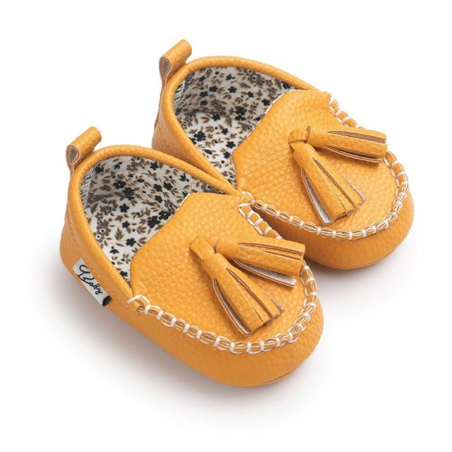 2019 PU Leather Baby Shoes Infants Girl Boy Soft Sole First Walker 0-18Month 3
