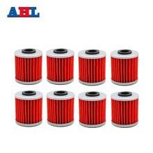 8 шт масляные фильтры для мотоциклов suzuki rmz250 rmz 250 249