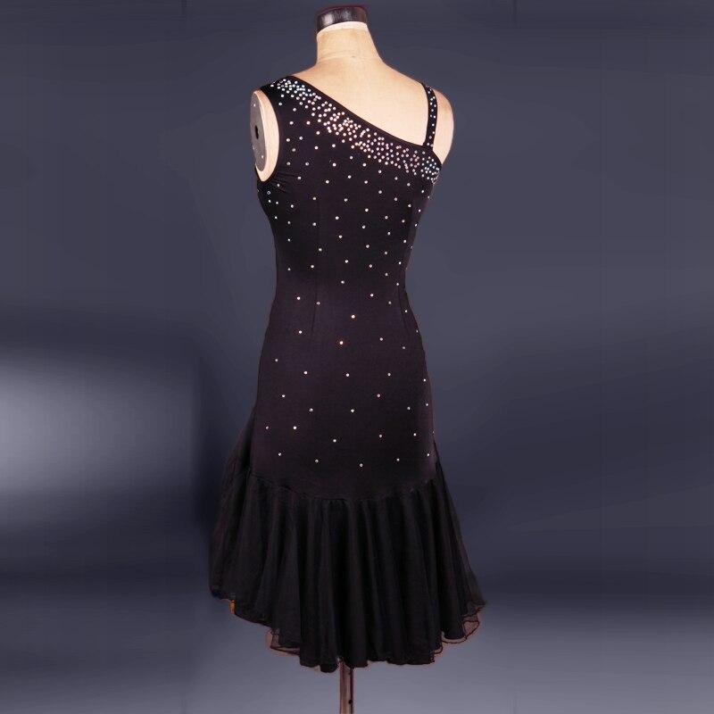 Asombroso Vestidos De Dama De Cola De Pescado Negro Galería - Ideas ...