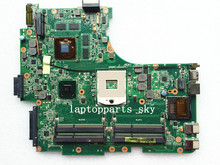 Для ASUS N53SV ноутбук материнских плат intel DDR3 HM65 N12P-GS-A1 GT540M 100% полностью протестированы хорошо работает