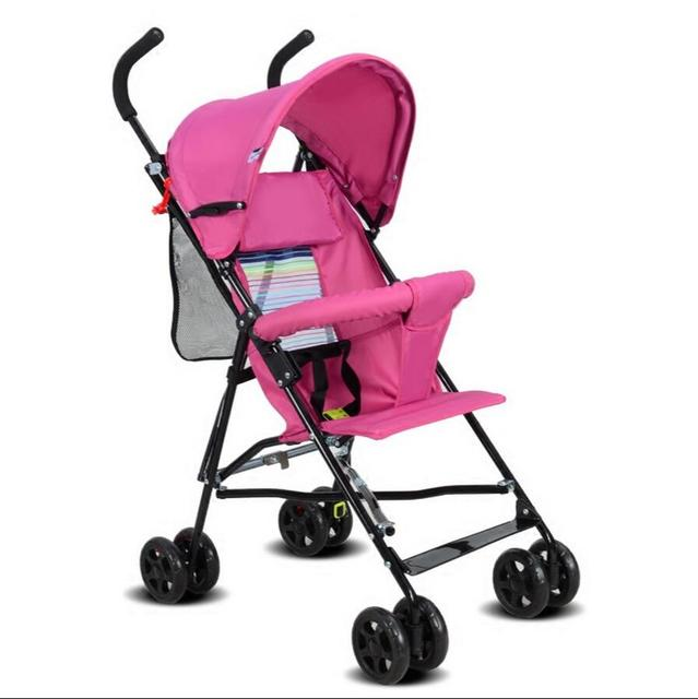 Breathable Super Light Weight Baby Stroller Summer Baby Car Shockproof Folding Easy Portable Prams and Pushchairs 3.2kg C01