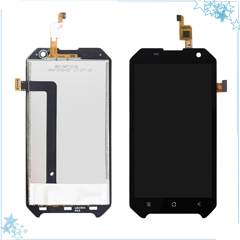4.7 inch <font><b>LCD</b></font> For Blackview <font><b>BV6000</b></font> BV6000S <font><b>LCD</b></font> Display+Touch Screen 100% Tested Screen Digitizer Assembly Replacement image