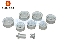 Free Shipping 1 Set Watch Bezel Dies for R and T Watches 9 pcs Die Kit