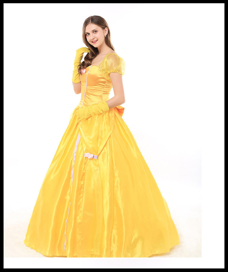 Buy belle costume pattern and get free shipping on AliExpress.com