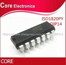 100 adet ISD1820PY DIP14 DIP 1820PY yeni