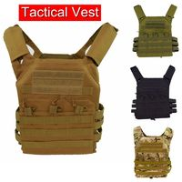 Tactical JPC Plate Carrier 1000D Molle Vest Airsoft Gear Military Army Combat Body Armor Hunting Vest