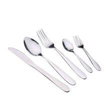Flatware Set 20 Piece – Durable Forks, Spoons and Knifes – Top Grade Stainless Steel 410 Flatware Set – Best Dinnerware 460378
