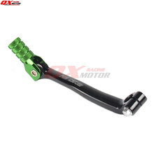 CNC Forged Alloy Gear Shifter Shift Lever For KXF450 KX450F 06-08 Dirt Bike Motocross MX Off Road Motorcycle Free shipping