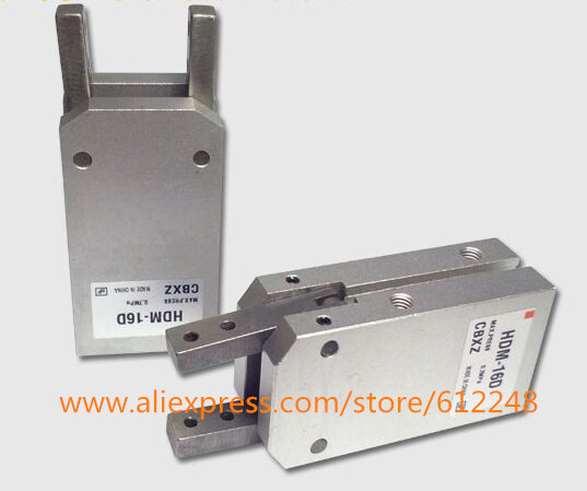 Pneumatic Finger Finger Type Cylinder Air Gripper HDM 10 HDM 16 HDM 20