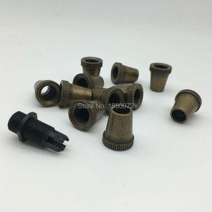 Image 4 - Poignée pour câble métallique pour le soulagement des contraintes de câble, style Vintage, 10 pièces/lot