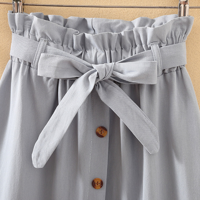 CRRIFLZ Summer Autumn Skirts Womens   5