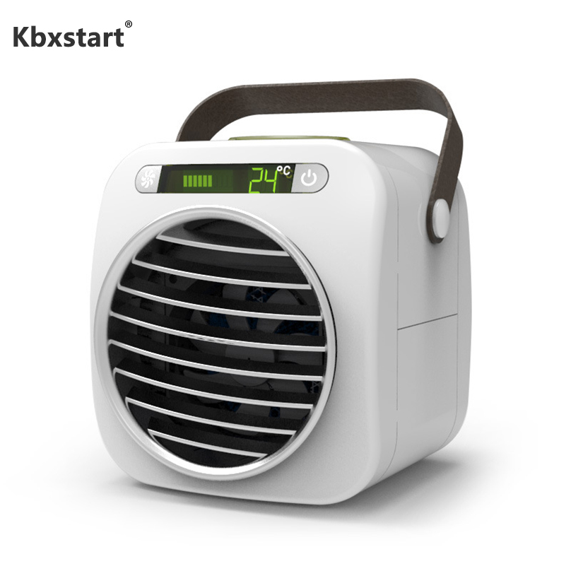 Kbxstart Mini Personal Portable USB Air Conditioner Evaporative Air Cooler Air Purifier For Room Table Water Cooling Fan 350MLKbxstart Mini Personal Portable USB Air Conditioner Evaporative Air Cooler Air Purifier For Room Table Water Cooling Fan 350ML