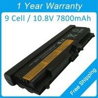 New 9 Cell Laptop Battery For Lenovo ThinkPad L410 L412 L520 SL410 SL510 T410 L420 L421