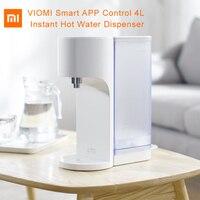 Original Xiaomi Viomi Smart Hot Water Dispenser 4L App Temperature Control Water Level Sensor Water Quality Monitor for smarthom