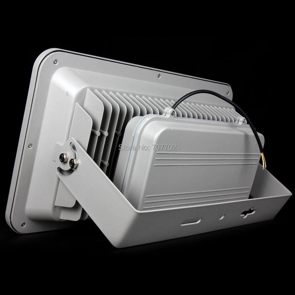 1pcs 400W COB LED spotlight Foco Led Street Outdoor Light Flood Lamp Waterproof IP65 Warm/Cold White AC85-265V 110V 220V 240V