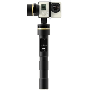 Feiyu Tech FY G4 3-Axis Handheld Steady Camera Gimbal for Gopro 3 4 feiyu tech fy wg lite single axis