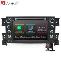 Junsun 8 Autoradio 2 Din Car DVD For Suzuki Vitara 2005 2016 Android 6 0 Radio