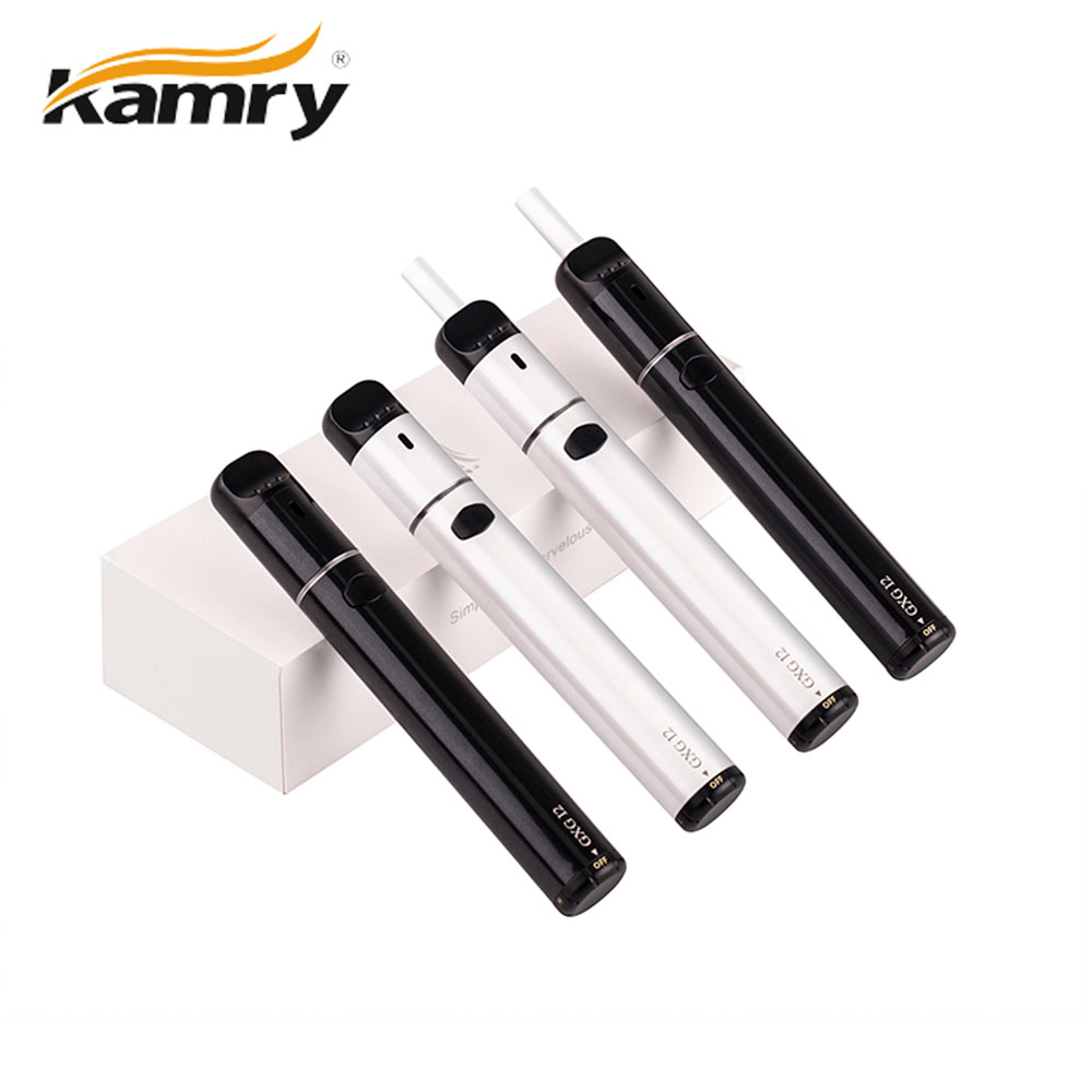 Original Kamry GXG I2 Heating Stick Kit 1900mAh Ecig Dry Herb Vaporizer for Heating E-cigarette Cartridges VS 2.0 Plus GXG I1SOriginal Kamry GXG I2 Heating Stick Kit 1900mAh Ecig Dry Herb Vaporizer for Heating E-cigarette Cartridges VS 2.0 Plus GXG I1S