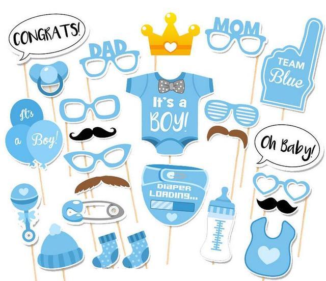 Photo Booth Requisiten Fotografie Maske Papier Karte Junge Madchen