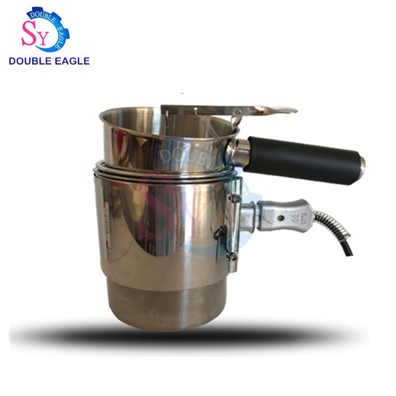 Wholesale Price Electric Heating Household Cream Pasta Sauce Ointment Filling Machine/manual Round Salve Dropper Tool