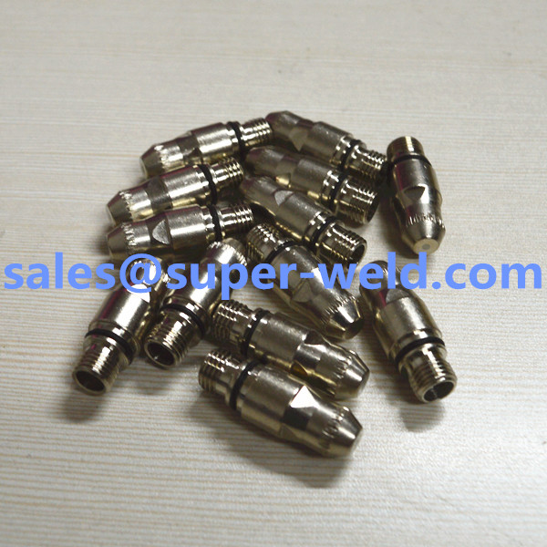 Welding Nozzles Tools Disciplined P160 Electrode 20pcs Plasma Consumable For 160a-200a Plasma Cutting