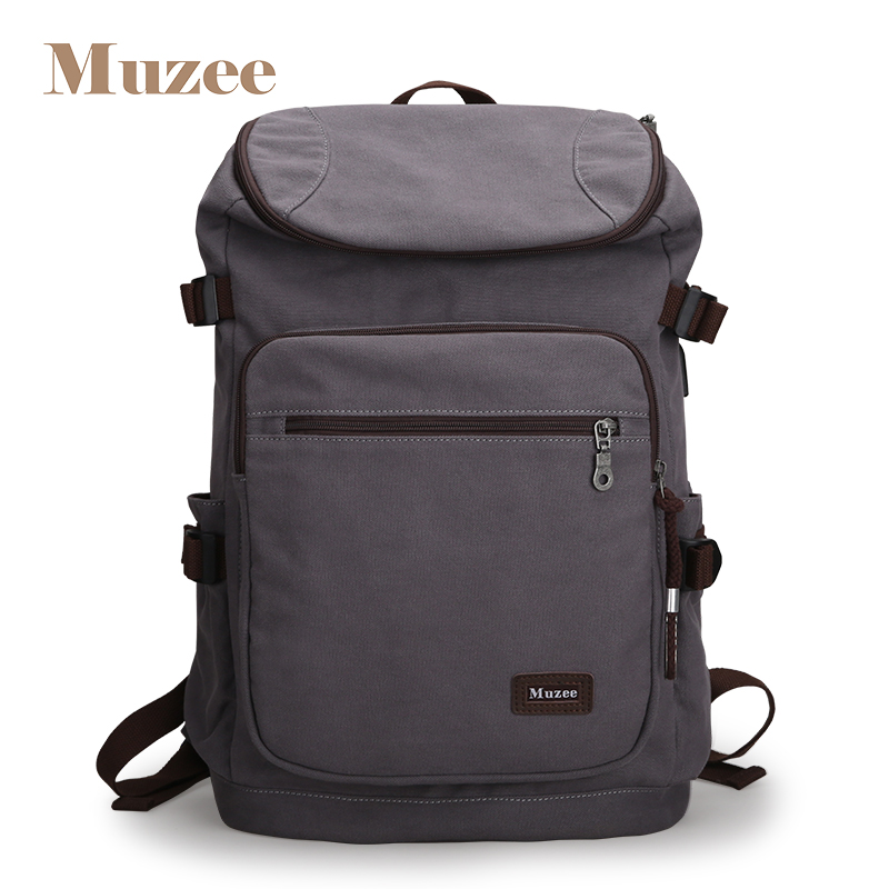 Mezee 2019 New Men USB Backpack Canvas Travel Backpack Fashion Large Capacity Bag for Men Causal Backpack for 15.6LaptopMezee 2019 New Men USB Backpack Canvas Travel Backpack Fashion Large Capacity Bag for Men Causal Backpack for 15.6Laptop