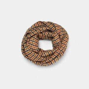 Image 3 - 2018 ใหม่แฟชั่นฤดูใบไม้ร่วงฤดูหนาวผ้าขนสัตว์ชนิดหนึ่งลายสก๊อต pashmina ผ้าพันคอ swallow gird ผู้หญิงหนาผ้าพันคอผ้าพันคอยี่ห้อ shawl wraps