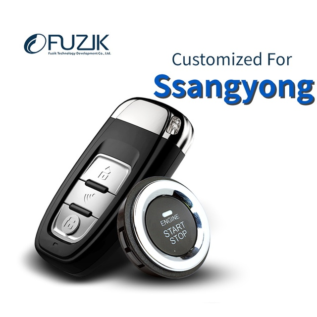 fuzik smart keyless go entry push remote button start car alarm for rh aliexpress com Hearing Aid Brands with Remote Control Rexton Hearing Aid Remote Control