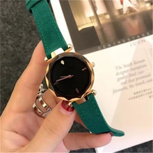 Top brandBauhaus simple style watch Women Fashion Casual Leather quartz-watch Analog wristwatch Relogio Feminino kezzi new fashion watch women leather strap simple elegant style casual quartz wristwatch ladies popular clock relogio feminino
