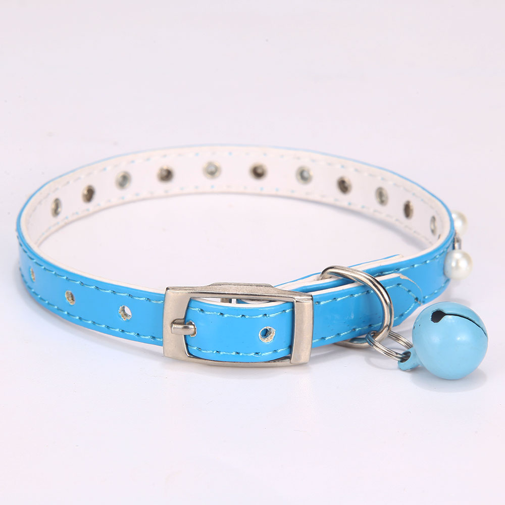Cat Collar With Bell Dog Collar For Cats Puppy Collars For Cats Kitten Cat Collar Pet Lead Dog Leashes Pet Supplies Pet Products (2)