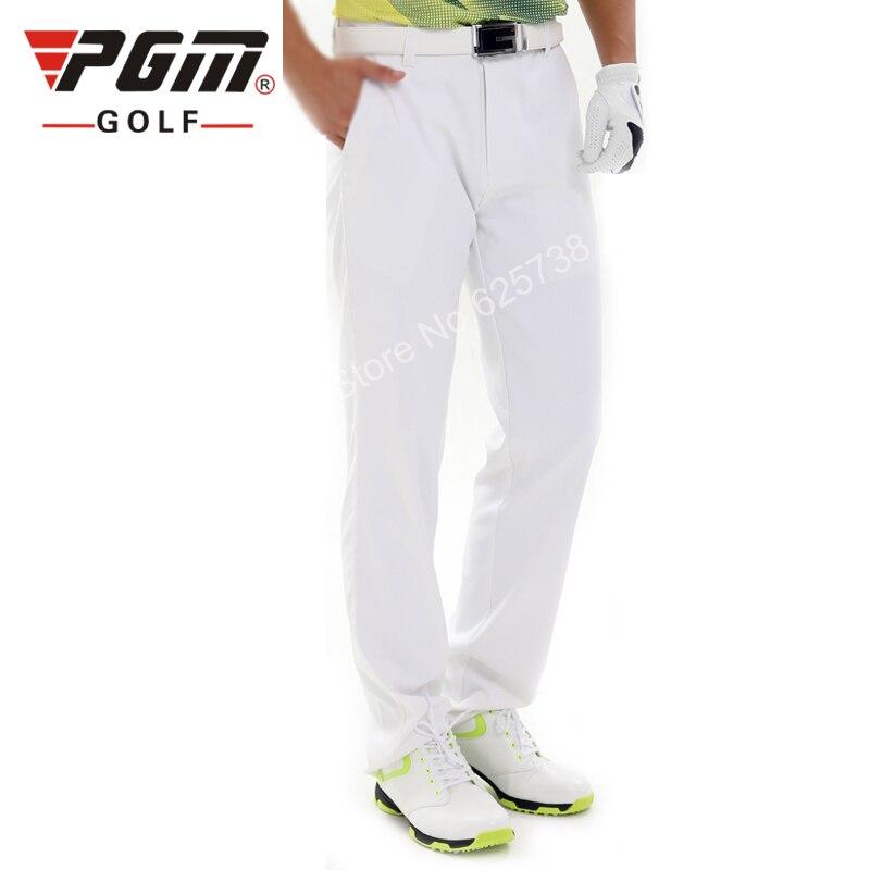2017 Summer new arrival golf trousers male trousers elastic waterproof sports pants sportswear khaki, navy white