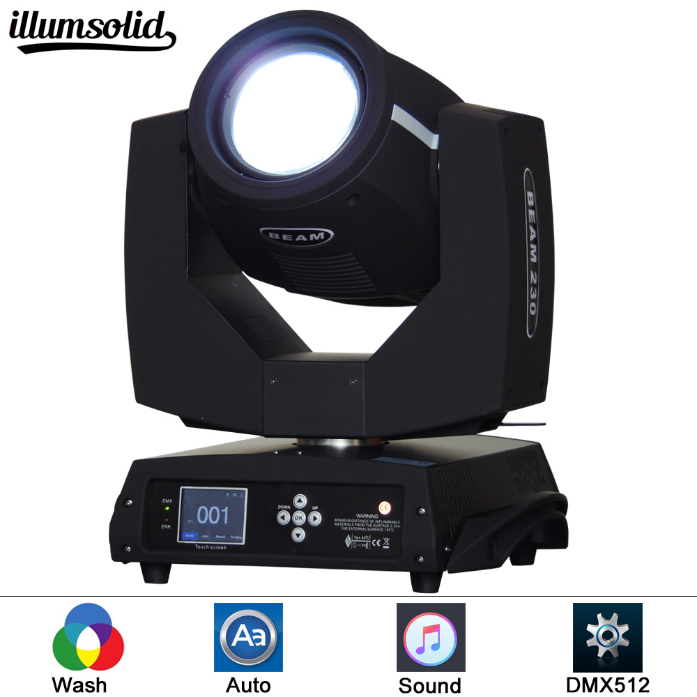 7R sharpy 230W DMX512 Moving Head Beam Pattern Prism Zoom Stage Dimming Lights Gobo Light Spot light 16+8 Prism DJ цена 2017