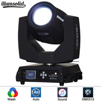 7R sharpy 230W DMX512 Moving Head Beam Pattern Prism Zoom Stage Dimming Lights Gobo Light Spot light 16+8 Prism DJ