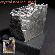 500 г Высокая чистота 99.99% висмута Би металлические комки слиток 1000 г Высокая чистая висмута