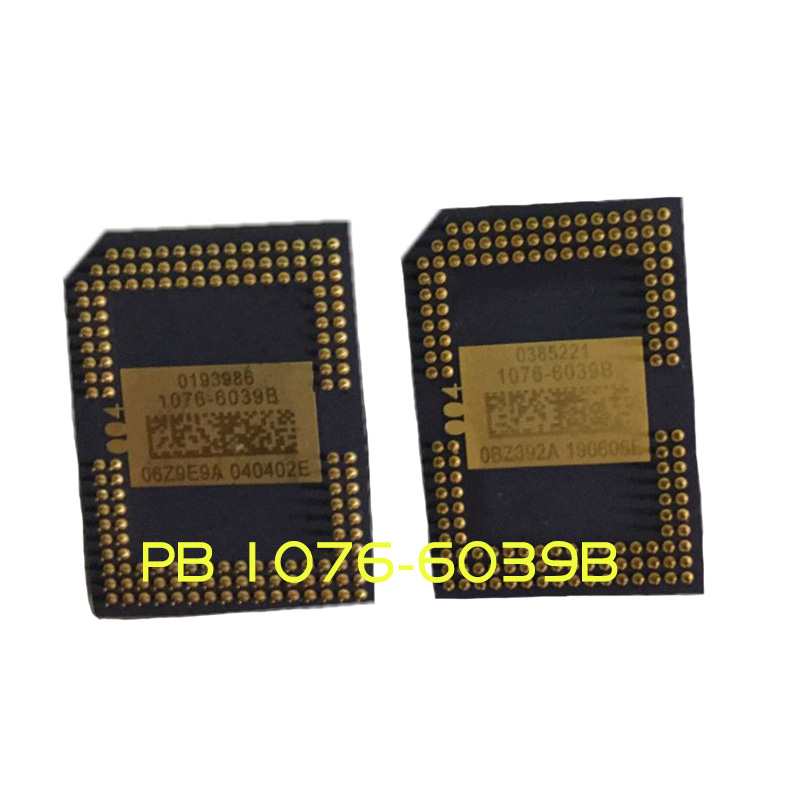 BP DMD CHIP 1076-6038B / 1076-6039B / 1076-6138B / 1076-6139B / 1076-601AB for MP626 MP525P MP525ST 1410X MX301 Projector цены