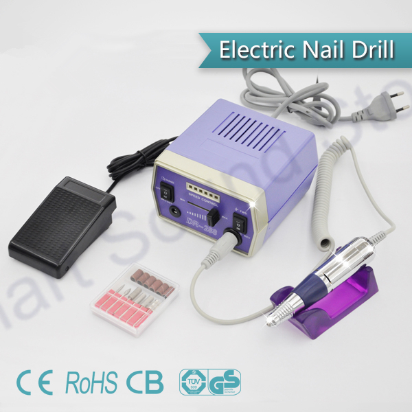 2015 Best Selling Women Gadgets Electric Manicure Nail Drill File ...