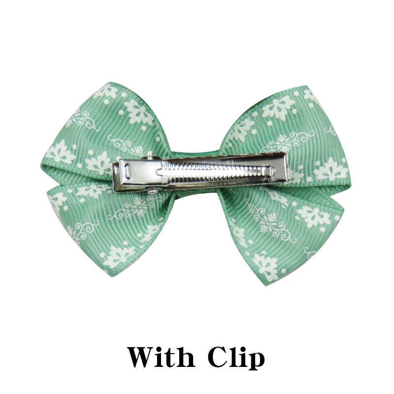 1 pcs novidade trompetflower elástico faixas de cabelo meninas clipe de fita arco menina laço de cabelo corda hairpin artesanal moda acessórios de cabelo