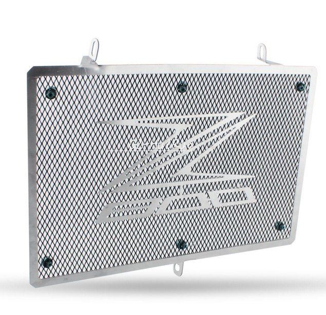 купить Motorcycle Radiator Grille Guard Cover Protector For Kawasaki Z800 2012-2013 по цене 2383.5 рублей