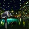 Thrisdar Full Sky Star Рождественский проектор светодиодного лазера лампа зеленый открытый светодиодный лазерный сценический светильник Открытый с...
